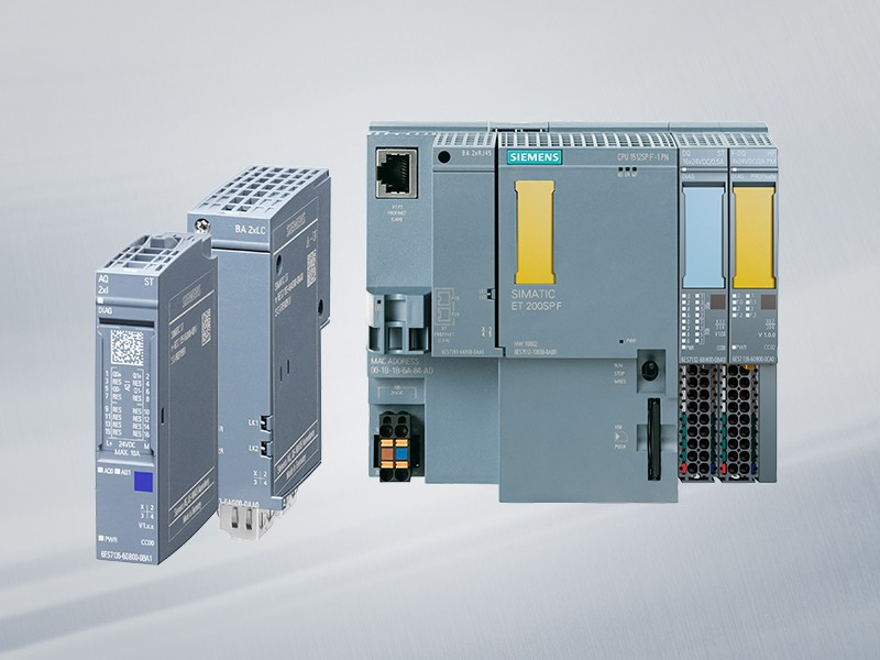 6ES7143-1BF00-0XB0 Siemens SIMATIC DP, BASISMODUL BM143/DESINA ET200X