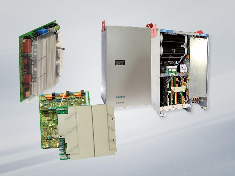 6SC6504-4AA02 Siemens SIMODRIVE 650 TRANSISTOR-PULSUMRICHTER