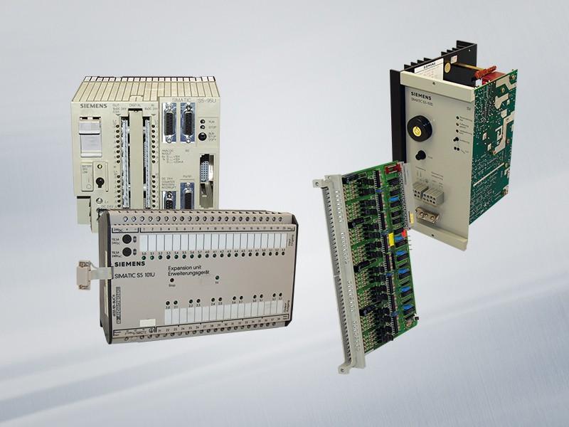 6ES5101-8UA33 Siemens SIMATIC S5, ZG 101U ZENTRALGERAET